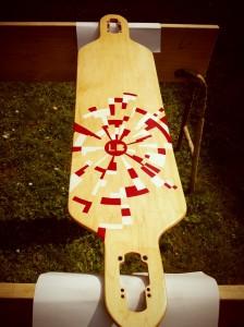 Redesign eines Longboards