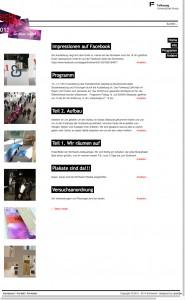 Sichtwerk – Website